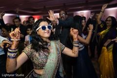 Stylish Maharani having a great time