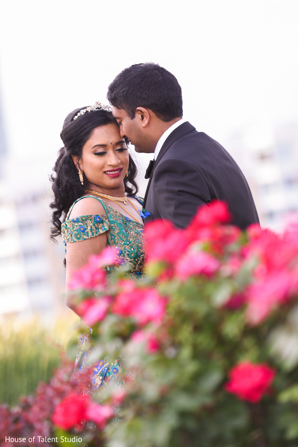 See this dazzling capture of the newlyweds