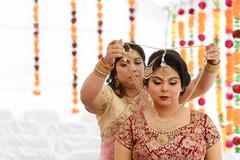 Maharani getting her kundan on.