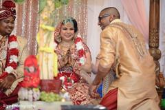 Marvelous Indian wedding traditional ceremony.