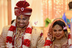 Charming Indian couple's capture.