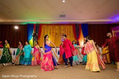 Sangeet dance choreography capture.
