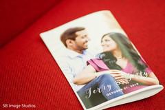 Indian wedding favor closeup capture.