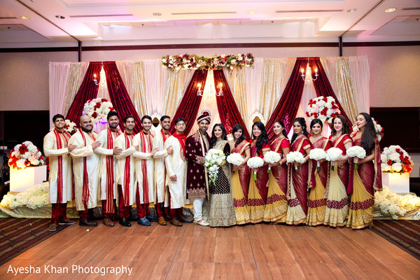 groomsmen,venue,details,indian bride