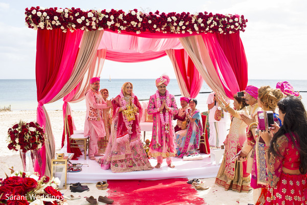 ceremony,venue,details,indian wedding