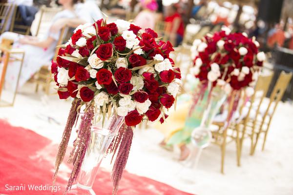 indian wedding,floral,maharani,details