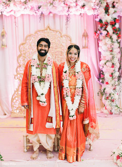 See this beautiful Indian couple