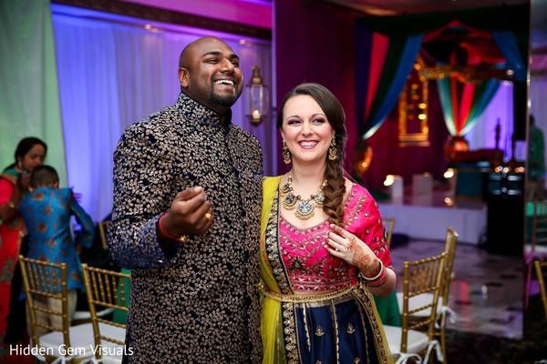 Lovely couple looking amazing