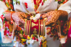 Indian bride's spectacular jewelry