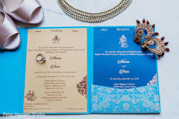 See this Indian wedding elegant invitations capture.