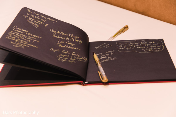 Guest book details of the bash