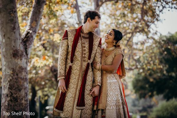 indian bride,indain groom,photo session
