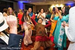 Incredible Indian sangeet dance.