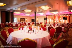 Overview of the lovely venue decor