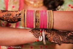 Maharani showing her jewelry design