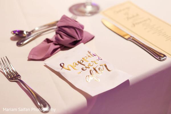 Elegant Indian wedding favor.