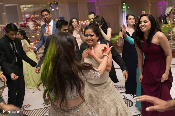 See this beautiful moment between guests