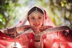 Ravishing indian bride's photography.