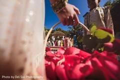 Incredible Indian wedding ceremony photography.