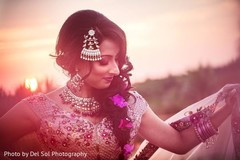 Incredible maharani's sangeet jewelry.