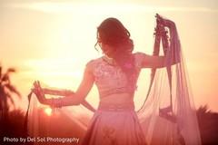 Astonishing Indian bridal photo.