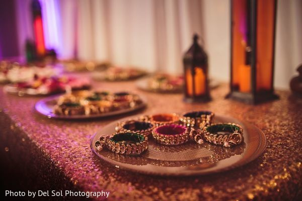 See this marvelous choora sangeet favors.