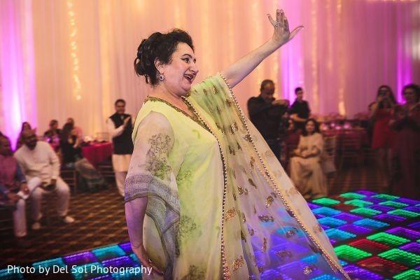 Beautiful Indian dancer.