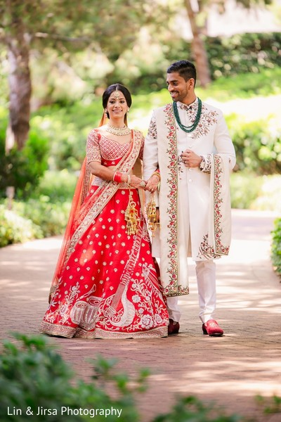 See this gorgeous Maharani and her Raja