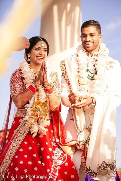 Maharani and Indian groom