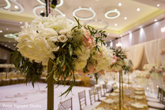 Marvelous Indian wedding flowers decoration.
