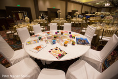 Incredible Idea for Indian wedding kids reception table.