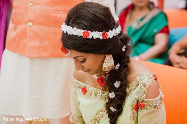 Emotional Indian bride caputre.