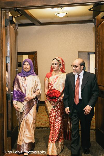 Gorgeous Maharani making her entrance