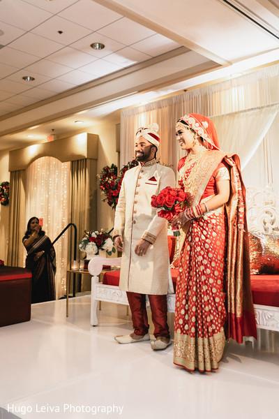 Maharani and Raja looking spectacular