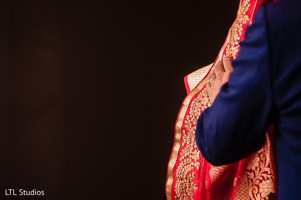 Saree details of the Maharani