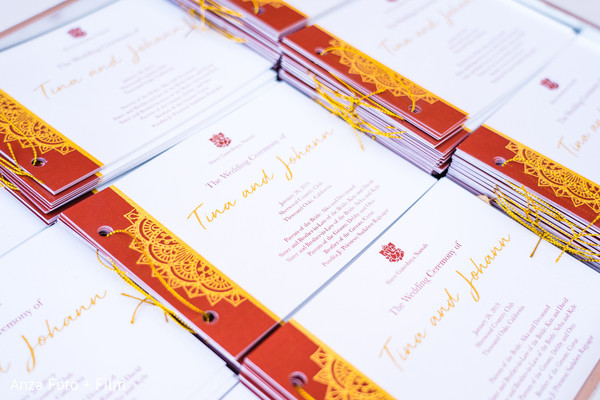 Elegant Indian wedding ceremony guide.