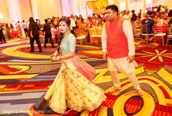 Amazing Sangeet celebration