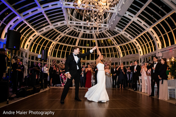 See this gorgeous moment at the reception