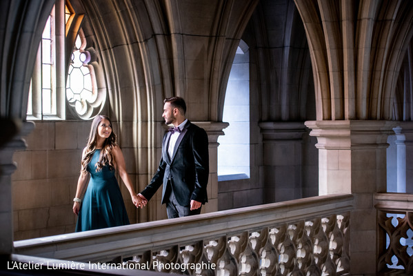 See this amazing shot of the couple