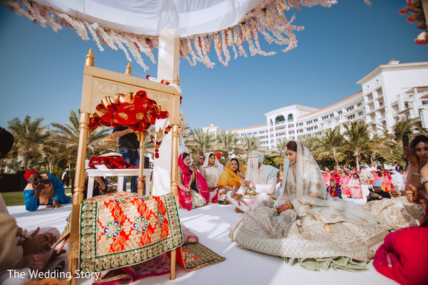 Magnificent Indian wedding ceremony capture.