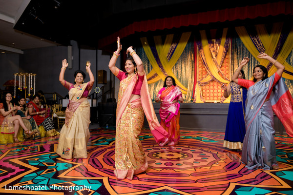 Special guests performing at the sangeet