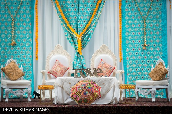 See this gorgeous Indian wedding decor