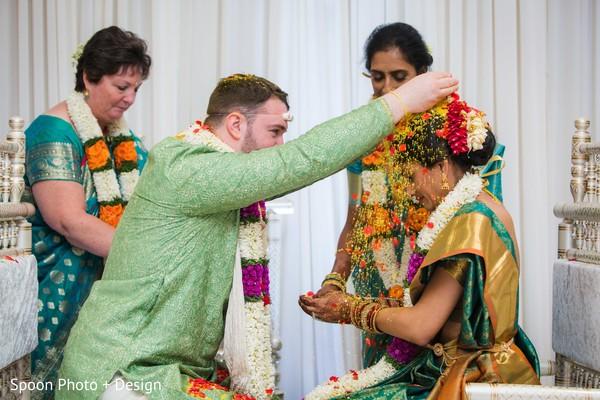 Memorable Indian wedding ceremony.