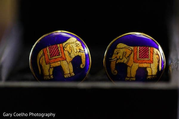Marvelous Indian groom's  Indian groom Cufflinks.