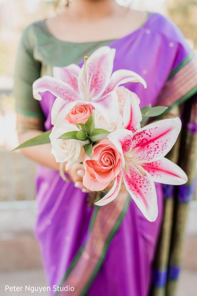 Stunning bridal bouquet.