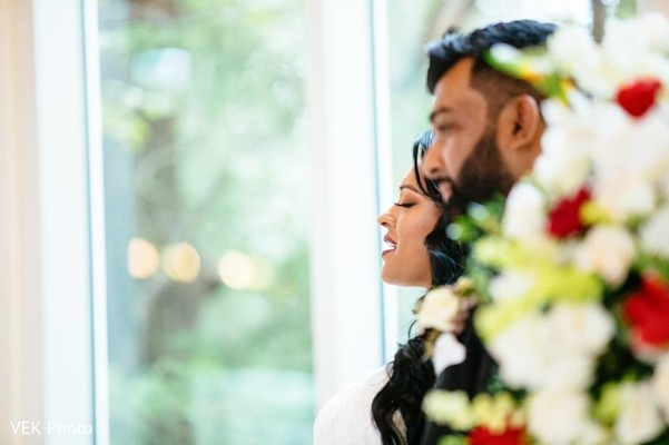 Take a look at this stunning Indian couple