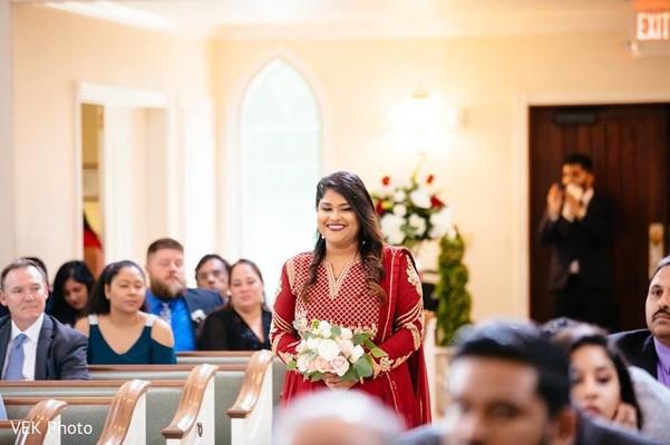 Bridesmaid capture