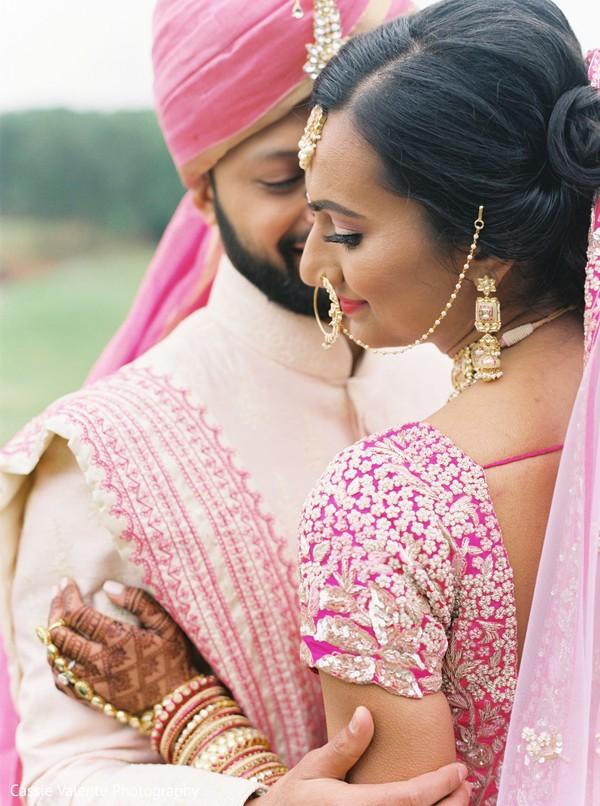 Maharani looking stunning with Raja