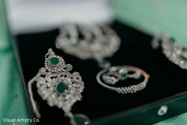 Close up capture of jewelry