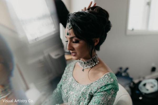 Maharani looking gorgeous
